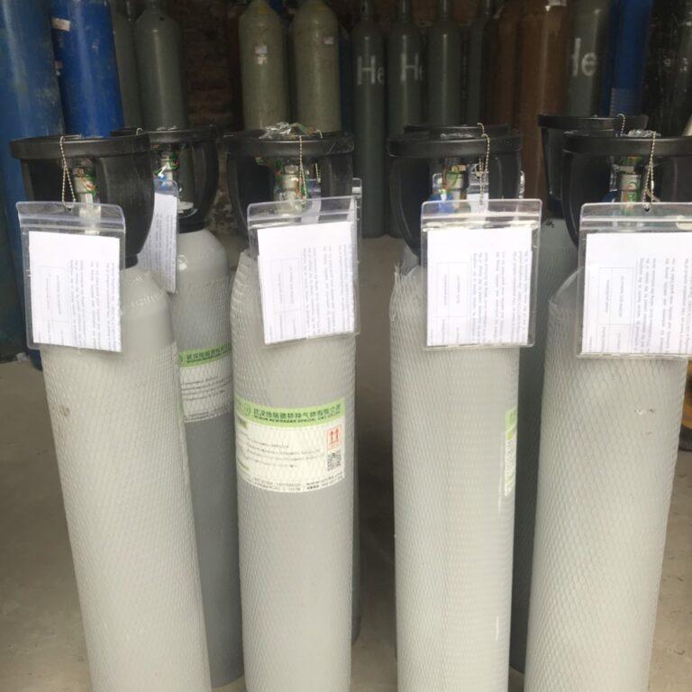 cung cấp khí NO2 từ ppm đến 99.5 %